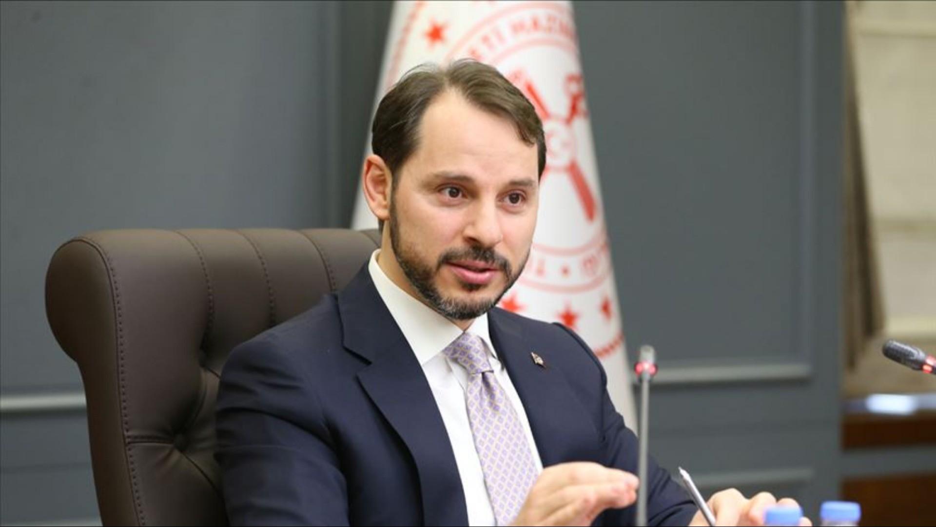 Hazine ve Maliye Bakanı Albayrak, İstanbul'a yakışan finans merkezini en kısa sürede ülkeye kazandıracaklarını söyledi.